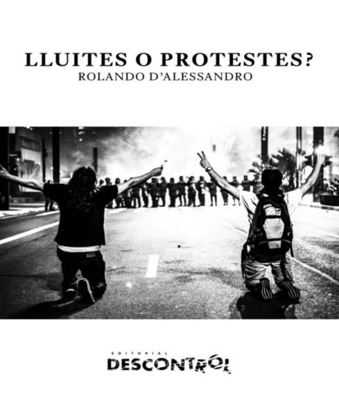 llibre lluites o protestes