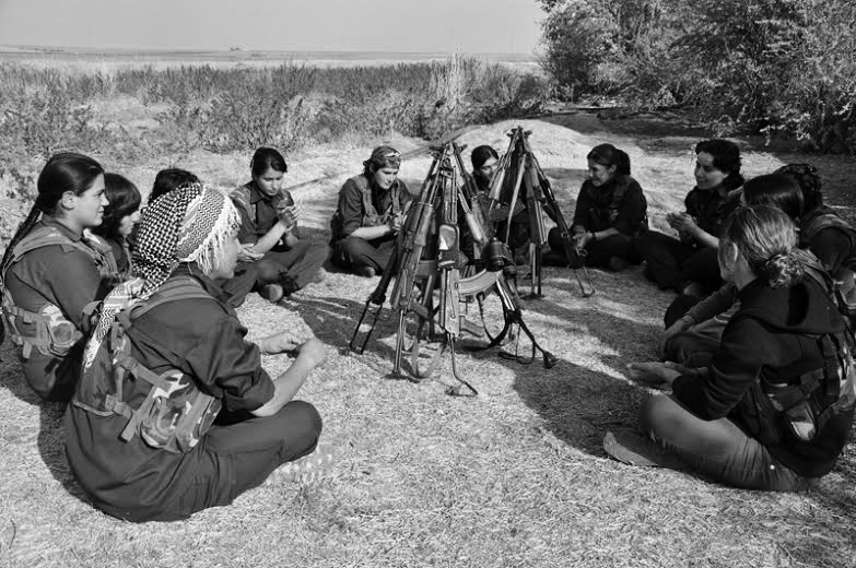 Kobane. Projecte d'alliberament transversal